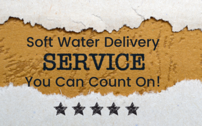 Soft Water Delivery At Your Service
