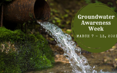 Groundwater Awareness Week Promotes Advocacy & Education!